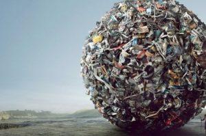 С 1 июня в Запорожье жители частного сектора будут выбрасывать мусор в фирменных пакетах