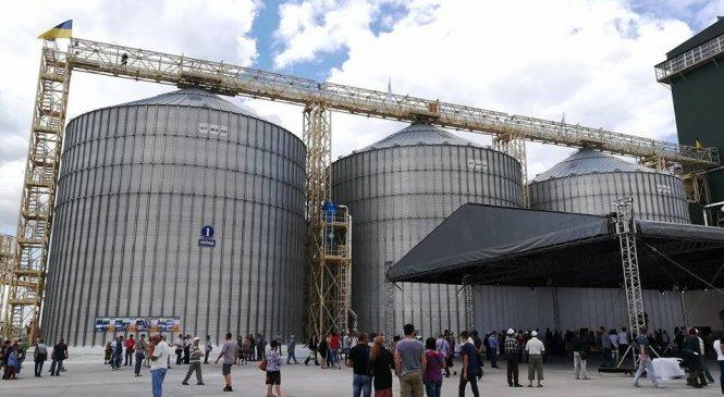 В Запорожской области «Нибулон» откроет еще один зерновой терминал