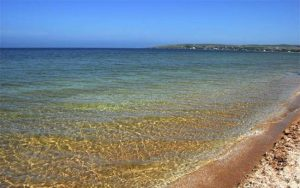 На Запорожском курорте в море пропали два рыбака: обнаружен труп одного из них