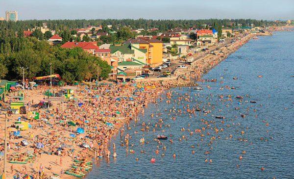 На запорожском курорте проверят чистоту пляжей
