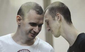 Кольченко объявил голодовку и требует освободить Сенцова