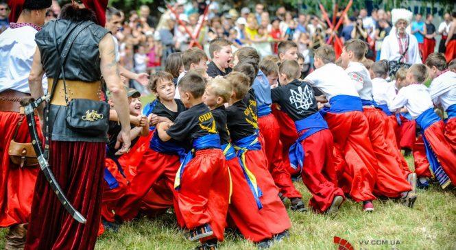 На этих выходных пройдет Чемпионат Украины по козацким боям «Лава на Лаву»