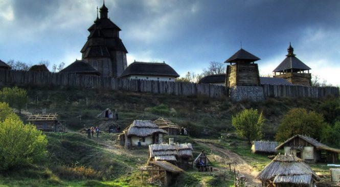 В Запорожье с экспедицией приехал популярный медиа-проект