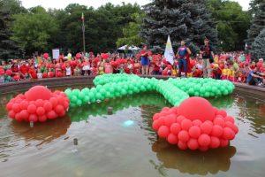 В Запорожской области «ЧерешнЕво» отметили яркий фестиваль(фото)