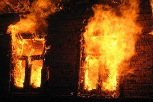 Очередной пожар в жилом доме в Запорожье: обошлось без пострадавших
