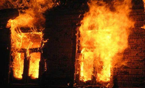 Очередной пожар в Запорожской области: погиб мужчина