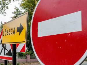 В Запорожье на некоторое время будет закрыто движение троллейбусов