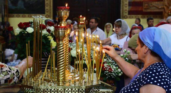 Православные отпраздновали 26 лет со дня основания Запорожской епархии УПЦ