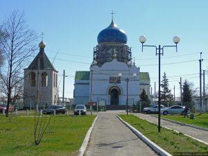 Фотофакт: в церкви в Запорожской области заметили сверхъестественное явление