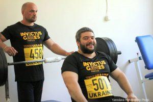 Запорожский спортсмен-пауэрлифтер представит Украину на Invictus Games в Сиднее