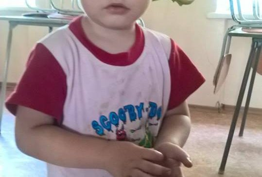 Внимание: в Запорожье пропал ребенок, ищут его родителей (Фото)