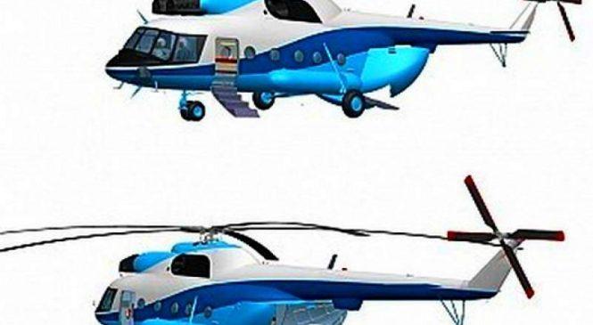 Мотор Сич презентовала проект многоцелевого вертолета