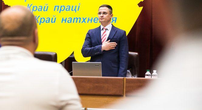 Заместитель председателя облсовета — о кадровых вопросах области