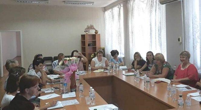 В Запорожье прошёл тренинг по вопросам защиты прав детей