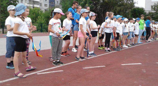 В Запорожье начали работу пришкольные лагеря обучения и отдыха