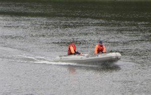 В Запорожской области под водой исчез человек: погиб 38-летний мужчина