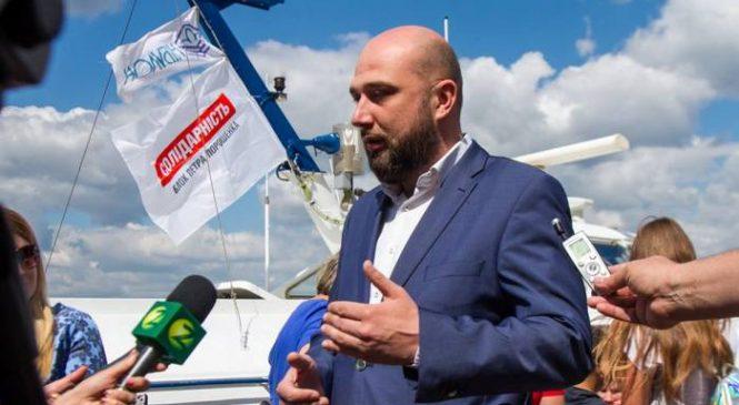 Ігор Артюшенко розповів, чому його дратує міська влада в Запоріжжі