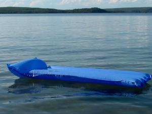У Запорізькій області двох харків'ян віднесло у море