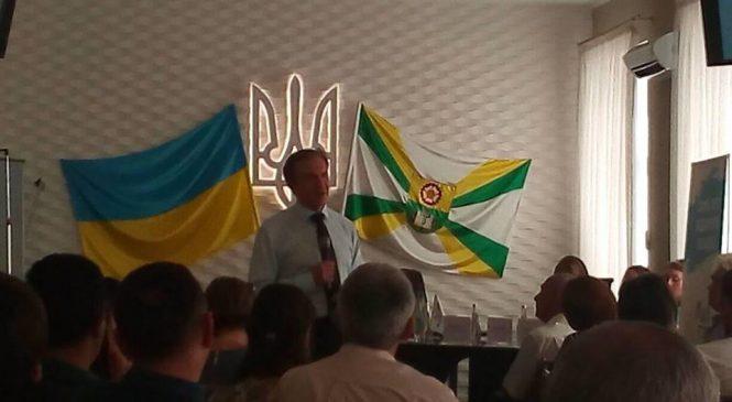 В Мелитополь приехал экс-министр экономического развития и торговли Украины