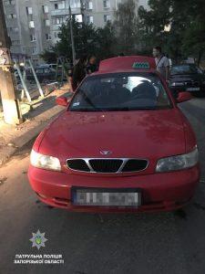 У Запорізькій області «таксисти» обкрадали припарковані машини (фото)