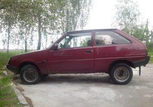 Машину предполагаемых убийц Олешко обнаружили в нескольких кварталах от места происшествия