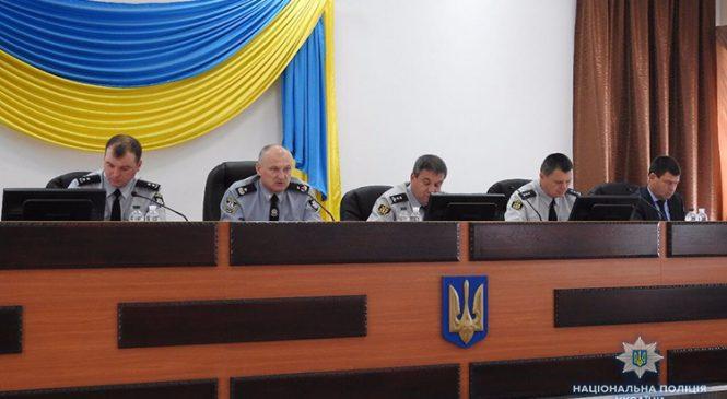 В Запорожье подытожили результаты работы подразделений полиции области за полгода (ФОТО)