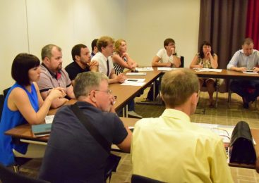 Привлечение инвесторов, создание качественных сайтов и туризм в ОТГ: в Запорожье обсудили вопросы развития громад (ФОТО)