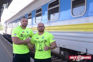 Запорожские силачи будут представлять Украину на международном турнире по силовому экстриму