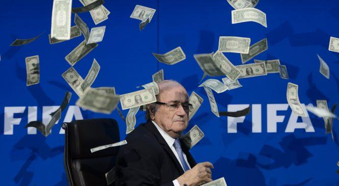 Moneyball. Деньги — один из ответов, почему мировой футбол не изменится из-за бойкотов и флешмобов