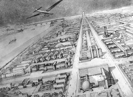 Краткая история строительства города: в Туристическом центре запорожцам рассказали об архитектуре Соцгорода (Фото)