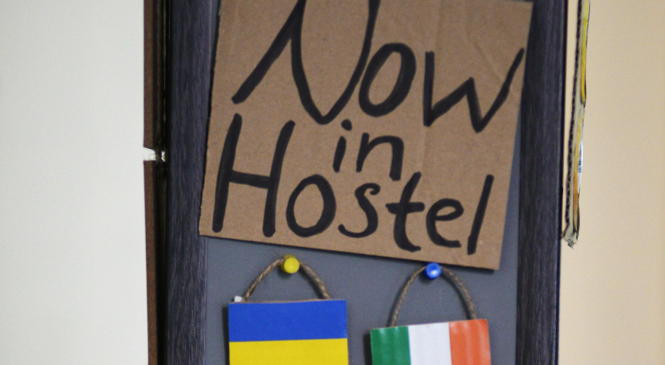 «На опыт создания хостела в не очень туристическом городе смотрели… с интересом».
