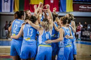 Спортсменка из Запорожской области в составе женской сборной Украины участвует в Евро-2018