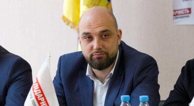 «Щось відбувається, щось будується»: очільник «президентської» політичної сили в Запоріжжі розповів чому заздрить місцевій владі