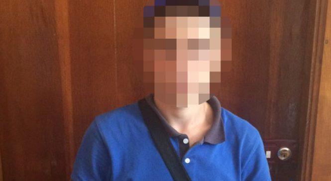 У Запорізькій області по гарячим слідам затримали грабіжника