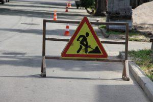 В одном из районов Запорожья ремонтируют тротуары (ФОТО)