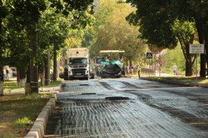 Турецька фірма всього за тиждень відремонтувала дорогу у Запоріжжі (фото)