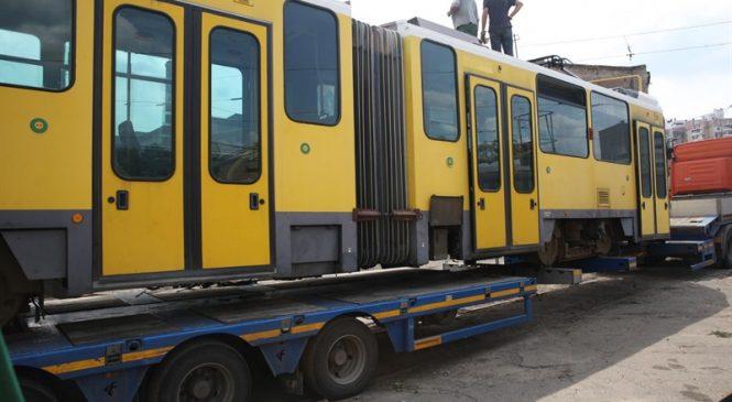 Мэр Запорожья сообщил о поставке и начале работы с новым транспортом трампарка