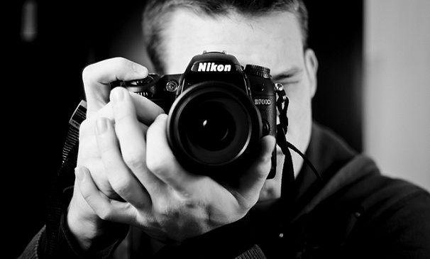 Запорожский фотограф о первых шагах в карьере, о мечте работать в «Ювентусе» и о том, как Россия на Чемпионате мира встретила украинцев (Интервью)