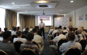Наливайченко представил в Запорожье свой план восстановления мира