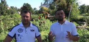 Ярослав Гришин прокомментировал вырубку сквера Яланского в Запорожье