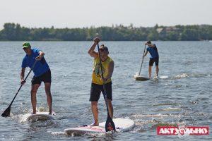 В Запорожье прошел фестиваль водных видов спорта