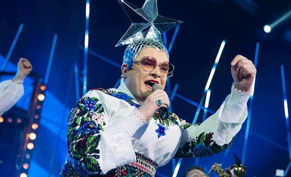 В Запорожье 24 августа выступит Верка Сердючка