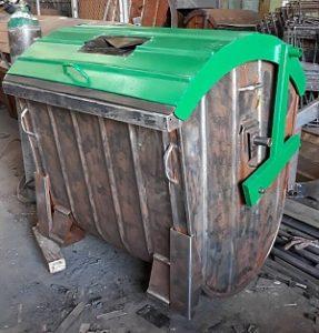В Бердянске установят контейнеры для раздельного сбора мусора