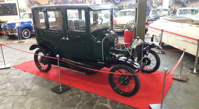 В Запорожье появился уникальный автомобиль, благодаря которому  «Америка села на колеса»