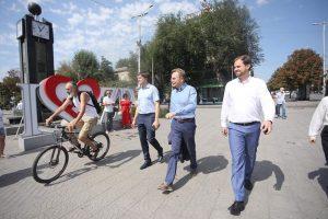 Urban Talk Андрія Садового у Запоріжжі: «Місто не може спиратися тільки на один кластер – промисловий»