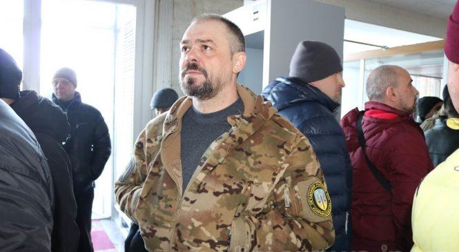 Запорожские полицейские вели в отношении Виталия Олешко дела по незначительным правонарушениям