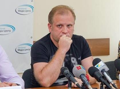 Роман Пятигорец, фото Запорожского Медиа Центра