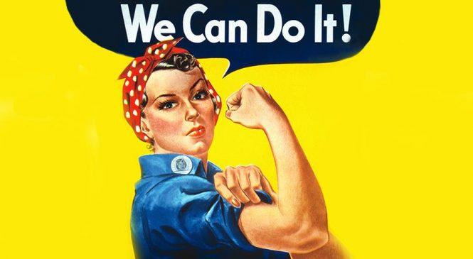 Женщины не должны действовать в бизнесе «как мужчины», женщины должны действовать как женщины