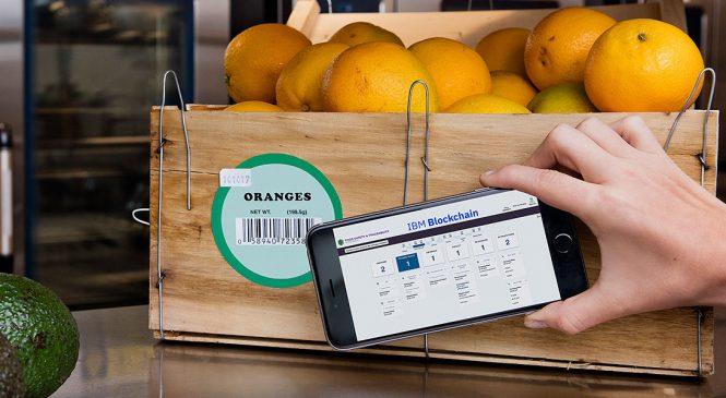 Blockchain на ужин: как революционная технология помогает пищевой промышленности