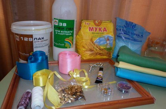 В Запорожской области на мастер-классе научат лепить изделия из соленого теста